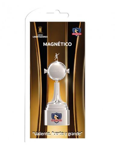 Magnético 3D Copa Libertadores Colo Colo