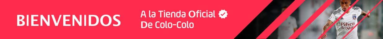 Bienvenidos a la tienda oficial de Colo Colo